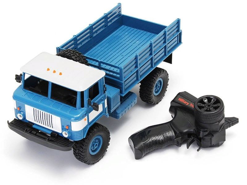 Игрушка Aosenma RC Offroad Truck Blue WPLB-24-R