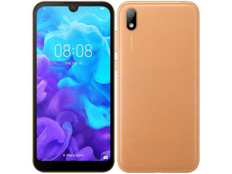 Сотовый телефон HUAWEI Y5 (2019) 32GB Amber Brown