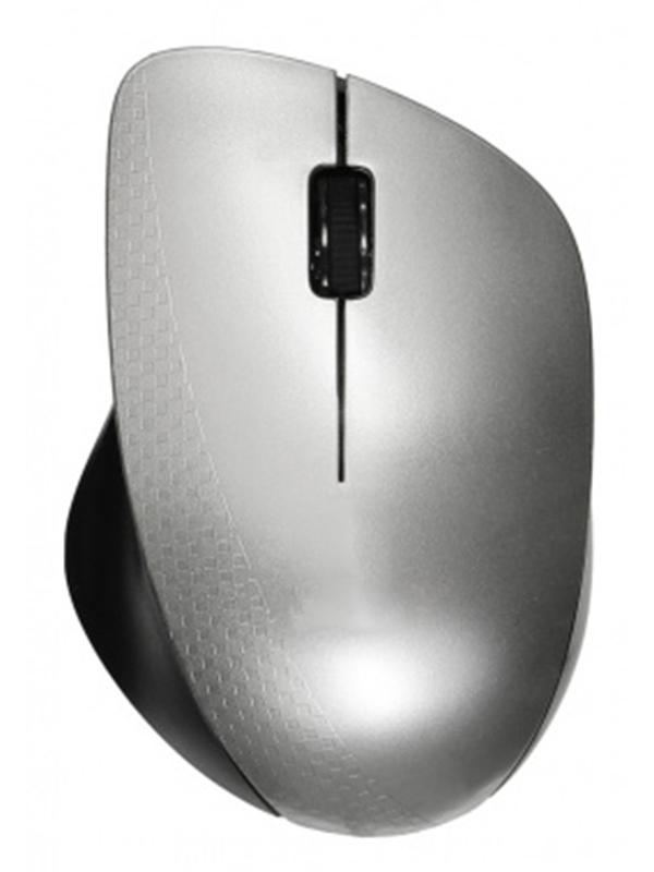 Мышь Oklick 695MW Black-Silver USB мышь oklick 115s black red usb