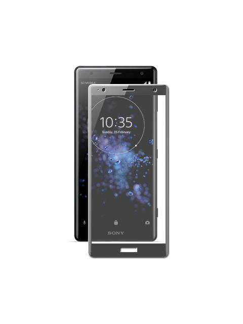 Купить Аксессуар Защитное стекло Mobius для Sony Xperia XZ2 Premium 3D Full Cover Black 4232-243