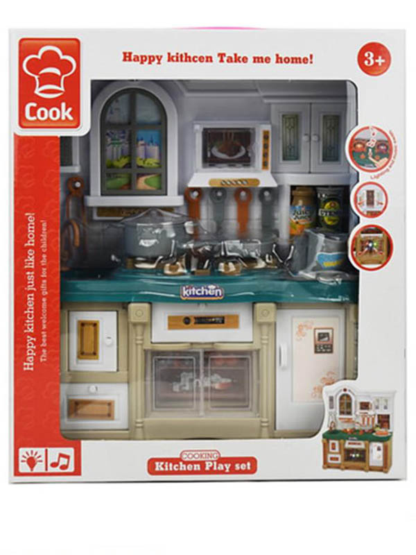 Кухня для кукол Veld-Co 82193 игровые наборы veld co набор кухня