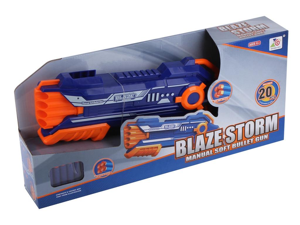 Пистолет Veld-Co с мягкими пулями 75912 пистолет veld co с шариками