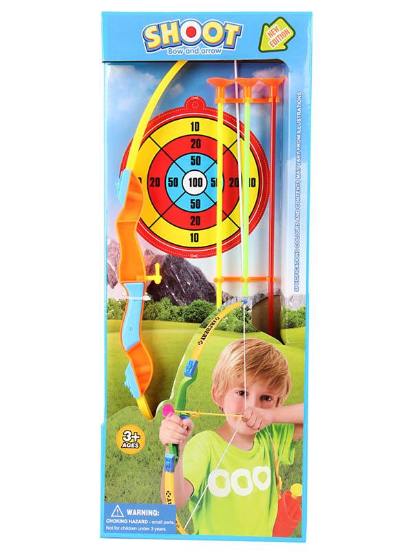 Игрушка Veld-Co Лук со стрелами 80625 играем вместе лук великий человек паук со стрелами