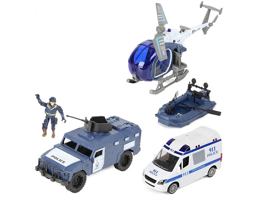 Набор Veld-Co Полиция 72337