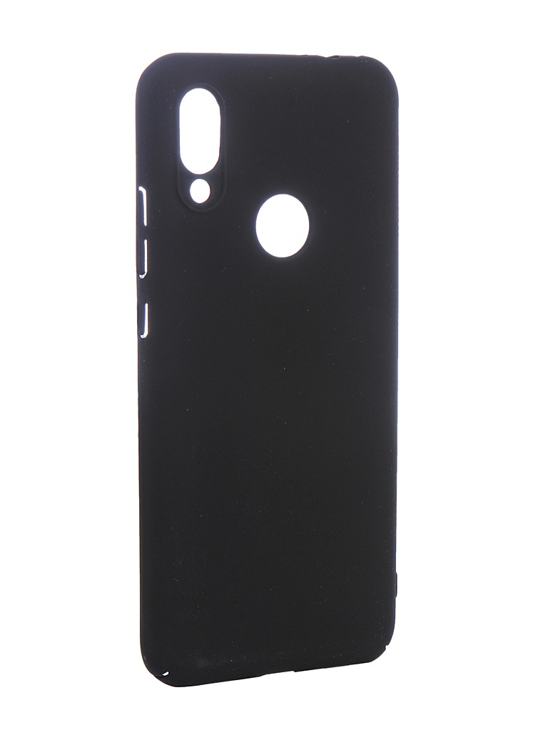 Аксессуар Чехол Neypo для Xiaomi Redmi 7 Soft Touch Black ST11866 аксессуар чехол для xiaomi redmi 5 plus neypo soft touch с перфорацией red st4571