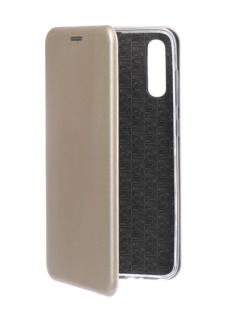 Фото - Аксессуар Чехол Neypo для Samsung Galaxy A70 2019 Premium Golden NSB11646 аксессуар