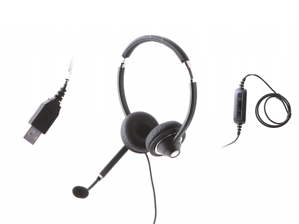 Наушники HP UC Wired Headset K7V17AA