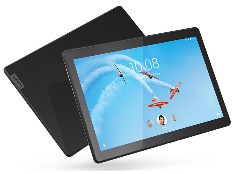 Планшет Lenovo Tab M10 TB-X605L Black ZA490002RU (Qualcomm Snapdragon 450 1.8 GHz/2048Mb/16Gb/GPS/LTE/3G/Wi-Fi/Bluetooth/Cam/10.1/1920x1200/Android)