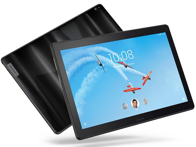 Планшет Lenovo Tab P10 TB-X705L Black ZA450084RU (Qualcomm Snapdragon 450 1.8 GHz/4096Mb/64Gb/GPS/LTE/3G/Wi-Fi/Bluetooth/Cam/10.1/1920x1200/Android)