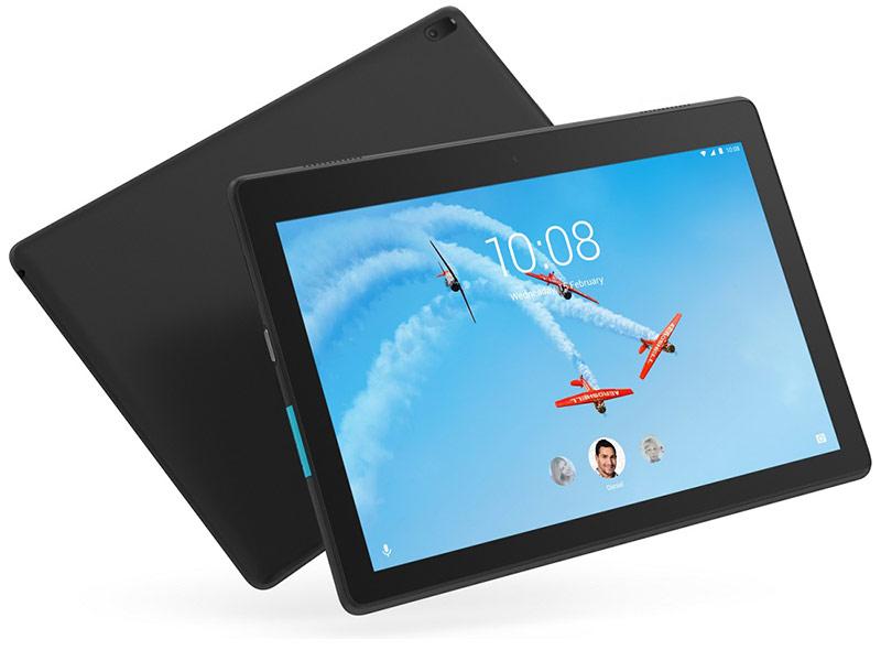 Планшет Lenovo Tab E10 TB-X104L Black ZA4C0001RU (Qualcomm Snapdragon 210 1.3GHz/3072Mb/32Gb/GPS/LTE/3G/Wi-Fi/Bluetooth/Cam/10.1/1280x800/Android)