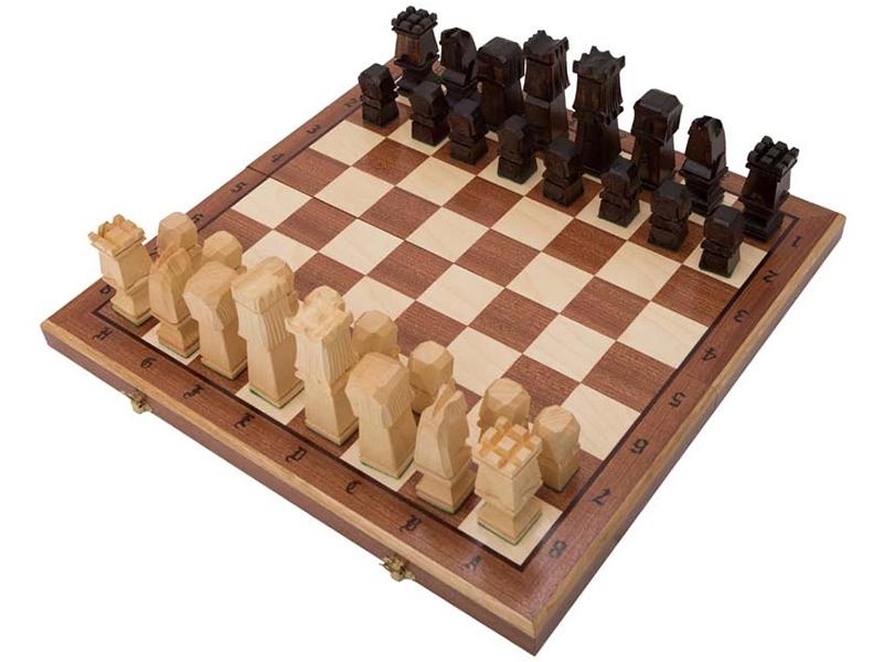 Игра Madon Шахматы Орава дерево 116 игра madon шахматы 3 в 1 143
