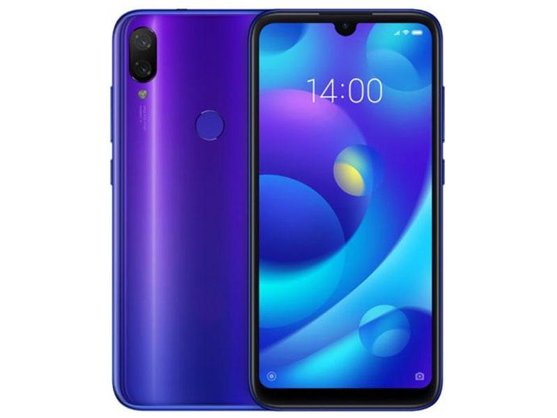 Сотовый телефон Xiaomi Mi Play 4/64GB Blue сотовый телефон xiaomi mi a2 4 64gb blue