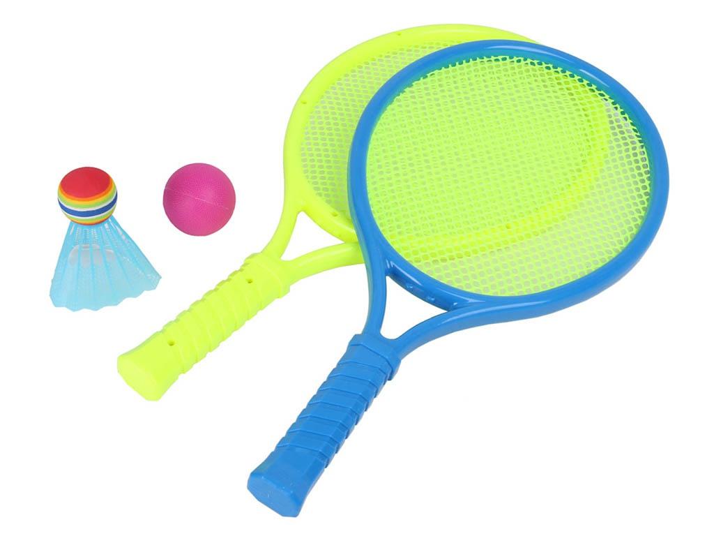 Набор ракеток Veld-Co с воланчиком и мячом 78587