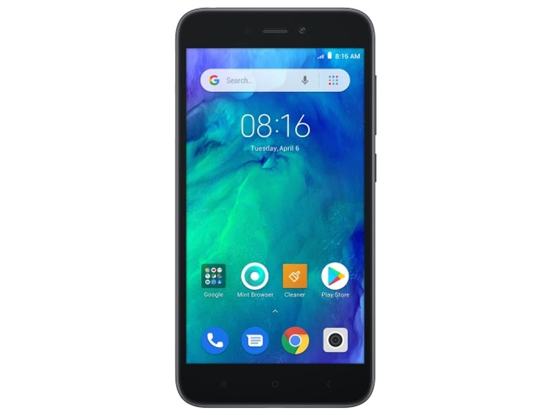 Сотовый телефон Xiaomi Redmi Go 1/16GB Black