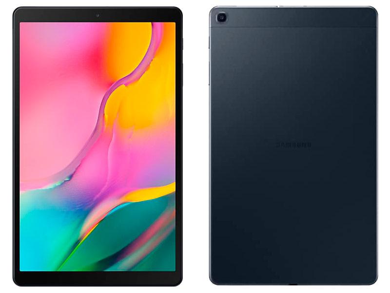 Планшет Samsung Galaxy Tab A 10.1 LTE SM-T515 - 32Gb Black SM-T515NZKDSER (2048Mb/32Gb/GPS/LTE/3G/Wi-Fi/Bluetooth/Cam/10.1/1920x1200/Android)