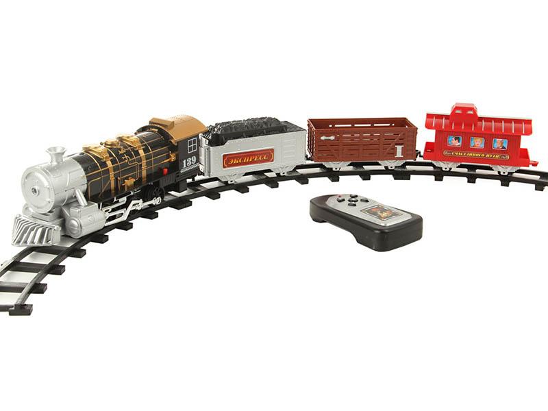 Игрушка Veld-Co Железная дорога 70974 цены