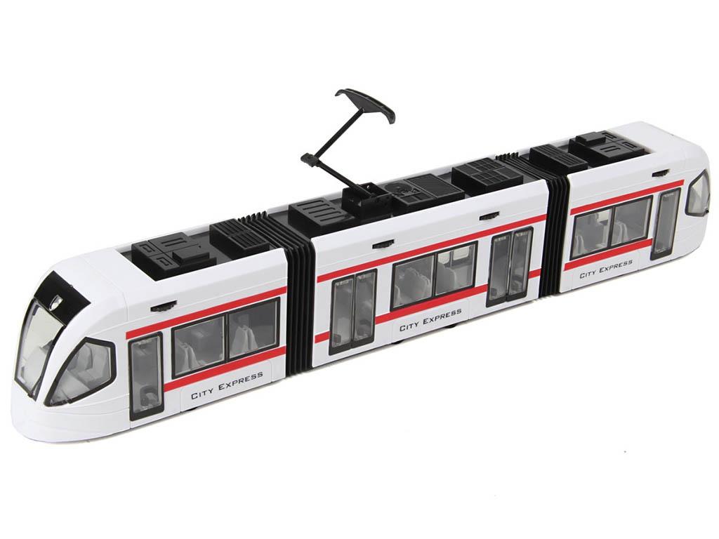 Игрушка Veld-Co Трамвай 74774