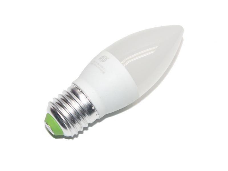 Лампочка ASD LED-СВЕЧА-standard Е27 10Вт 230В 3000К 900Lm 4690612015538