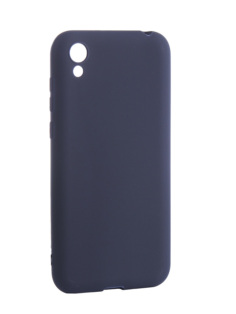 Аксессуар Чехол Zibelino для Honor 8S 2019 Soft Matte Dark Blue ZSM-HUA-8S-DBL