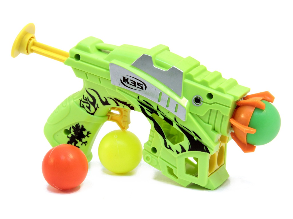 Пистолет Veld-Co с шарами 43598