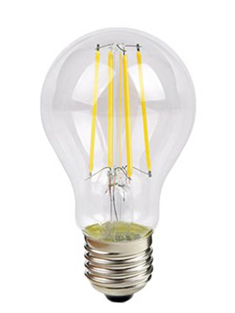 Лампочка Rev Filament груша A60 E27 13W 4000K DECO Premium Cold Light 32480 5