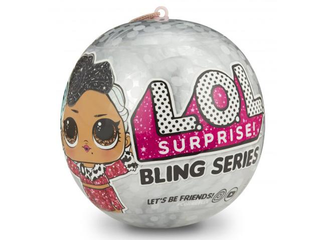 Кукла LOL Surprise Bling Series 556237