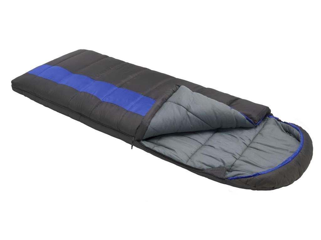 цена на Cпальный мешок TREK PLANET Warmer Comfort Grey-Blue 70389-R