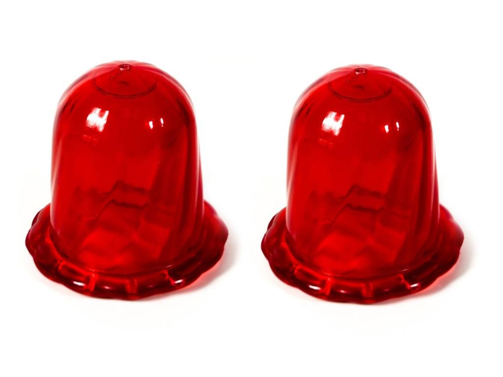 лучшая цена Массажер Торг Лайнс Тюльпан с пупырышками Red 3162