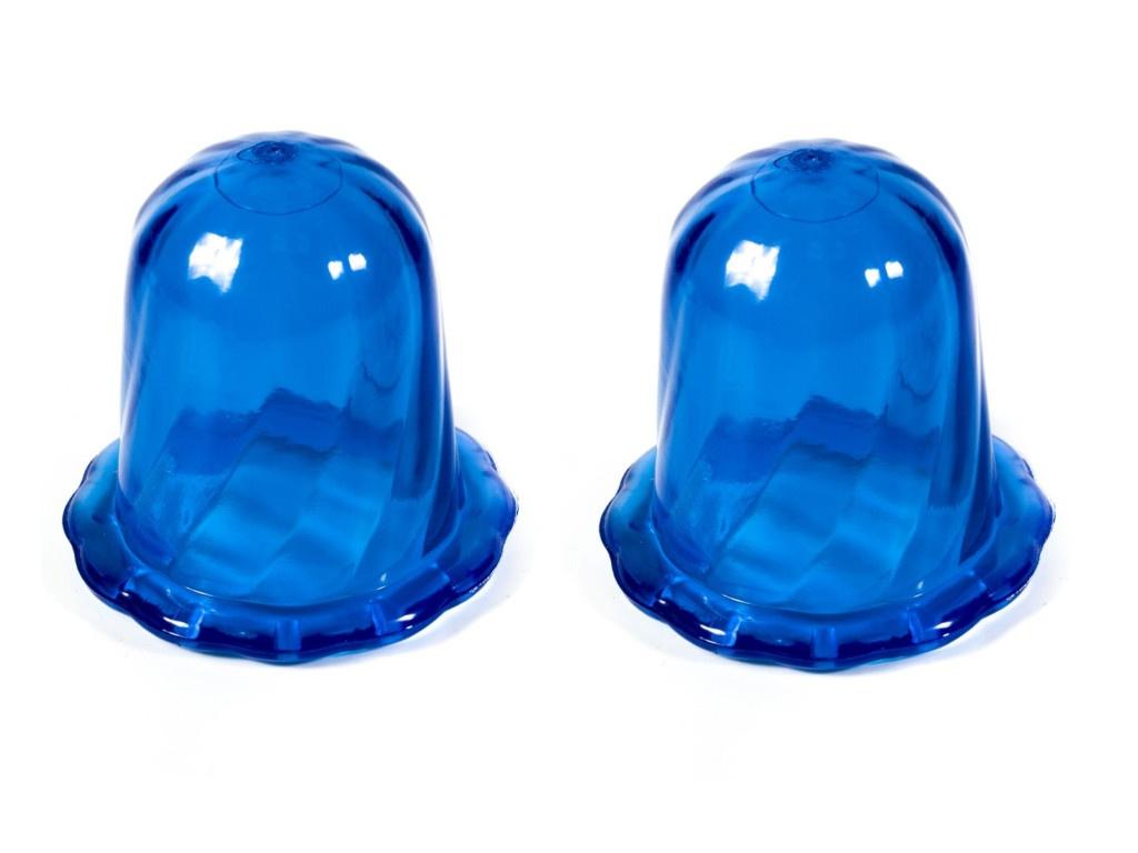 лучшая цена Массажер Торг Лайнс Тюльпан с пупырышками Blue 3164