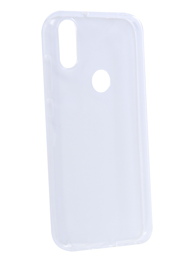 Чехол CaseGuru для Xiaomi Mi Play Silicon Liquid 1mm 105706