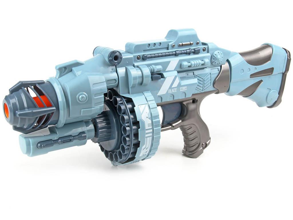 Пистолет Veld-Co с мягкими пулями 75913 пистолет veld co с шариками