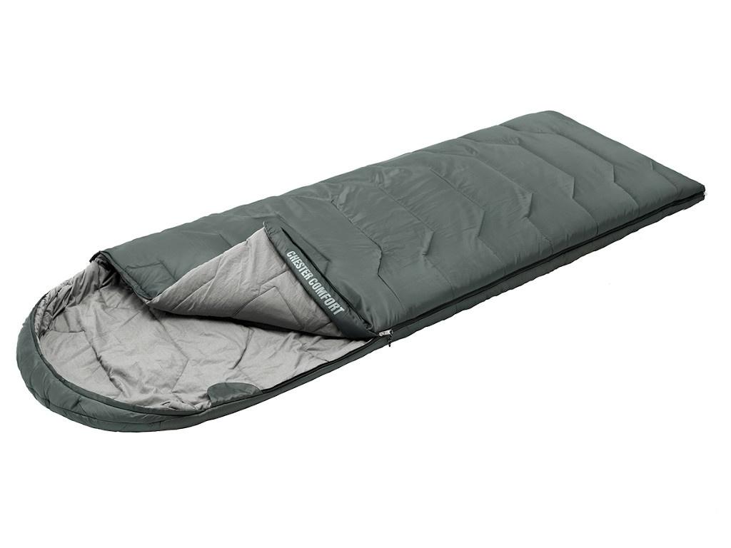 Cпальный мешок Trek Planet Chester Comfort Grey 70375-L trek planet спальный мешок trek planet celtic comfort