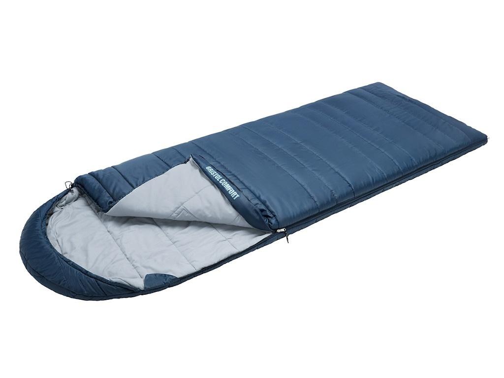 Cпальный мешок Trek Planet Bristol Comfort Blue 70373-R