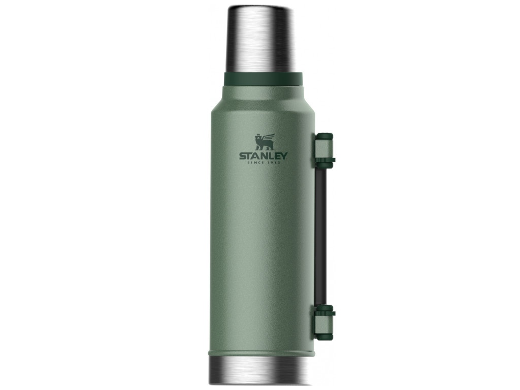 Термос Stanley Classic 1.4L Dark Green 10-08265-001