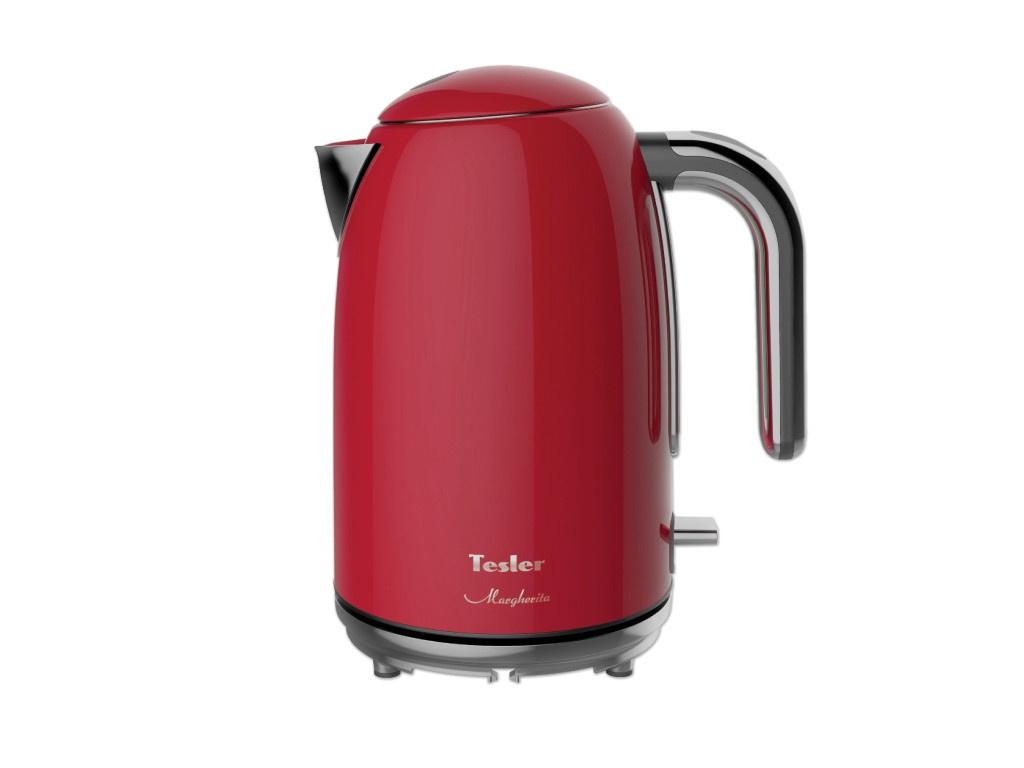 Чайник Tesler KT-1755 Red tesler trobot 090