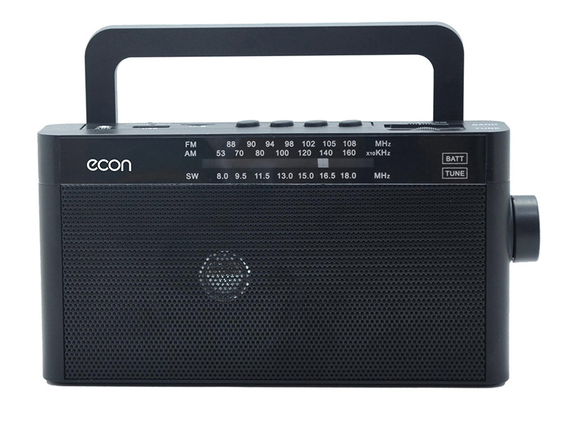 Радиоприемник Econ ERP-2200UR Black