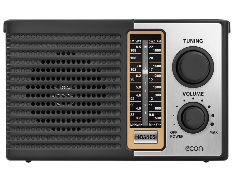 Радиоприемник Econ ERP-1500 Black