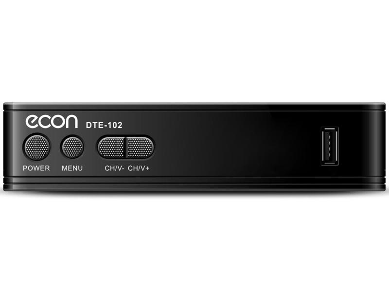 ECON DTE-102 Black