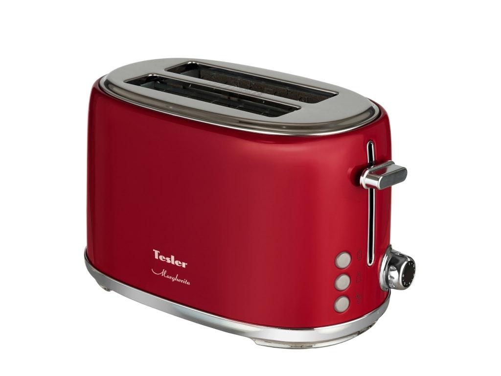 цена на Тостер Tesler TT-255 Red