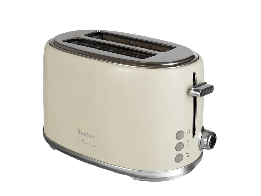 цена на Тостер Tesler TT-255 Beige