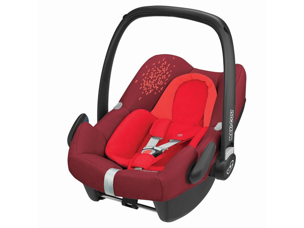 Автокресло Maxi-Cosi Rock Vivid Red 8555721160