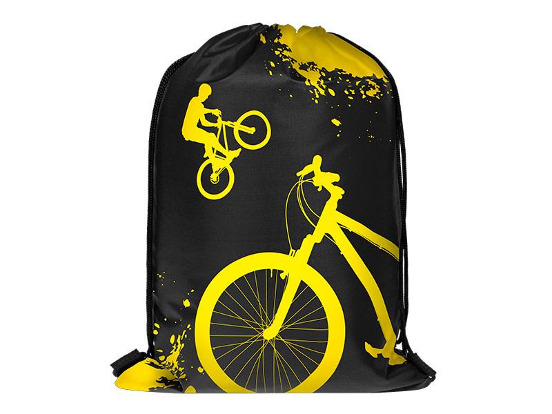 Мешок спортивный Protect Велоспорт 36x48cm Black 555-521