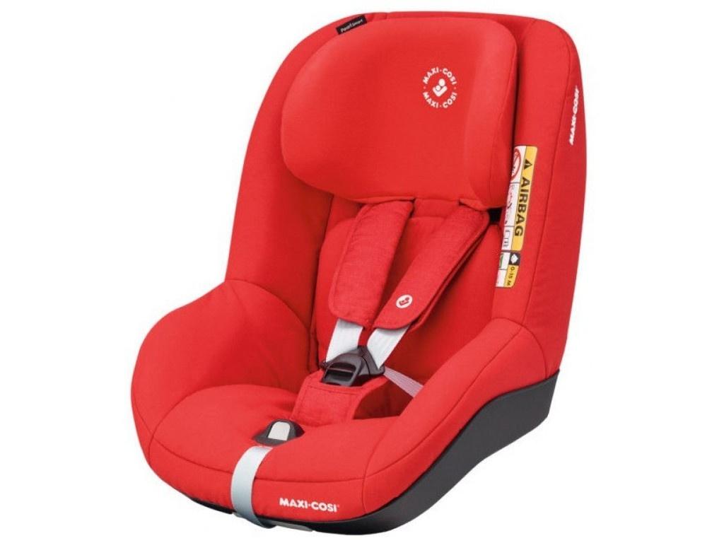Автокресло Maxi-Cosi Pearl Nomad Red 8634586120