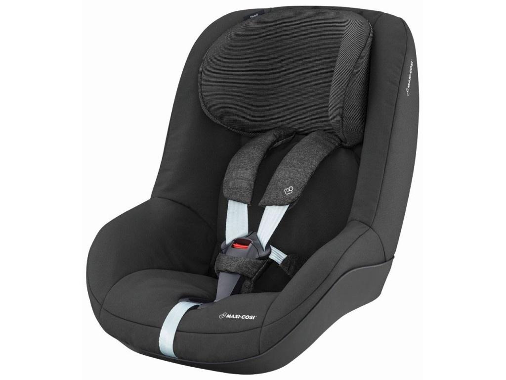 Автокресло Maxi-Cosi Pearl Nomad Black 8634710120