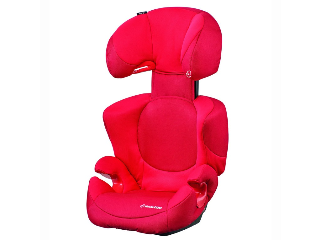 Автокресло группа 2/3 (15-36 кг) Maxi-Cosi Rodi XP Fix Poppy Red