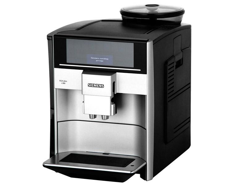Купить Кофемашина Siemens TE653311RW EQ.6 plus s300