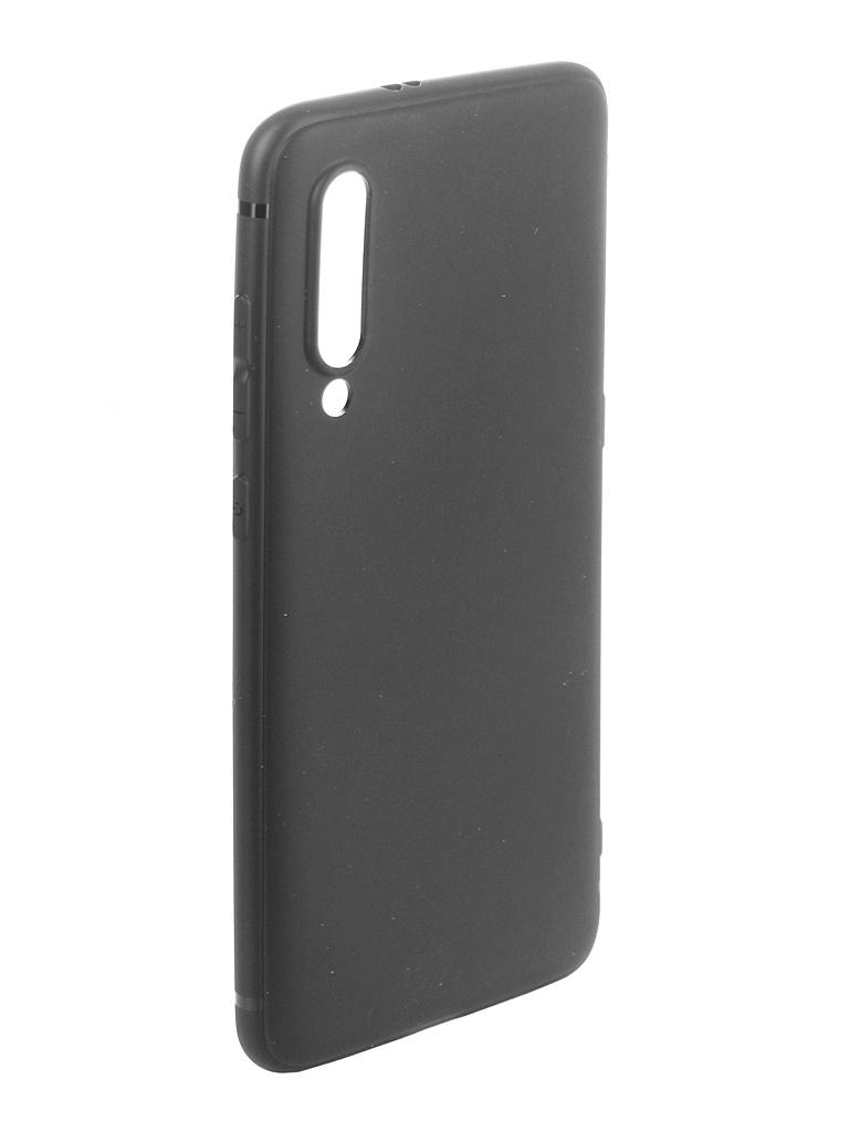 Чехол Brosco для Xiaomi Mi 9 Black XM-MI9-COLOURFUL-BLACK