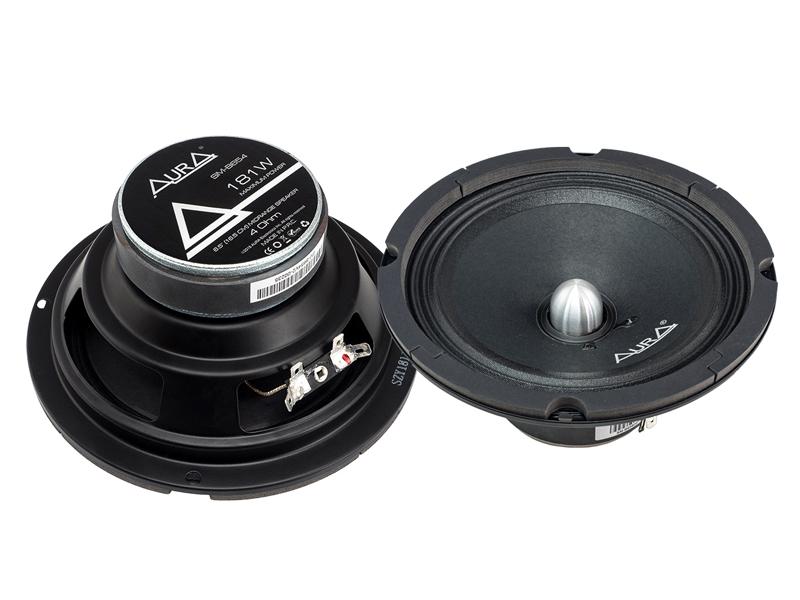 Автоакустика Aura SM-B654 V2