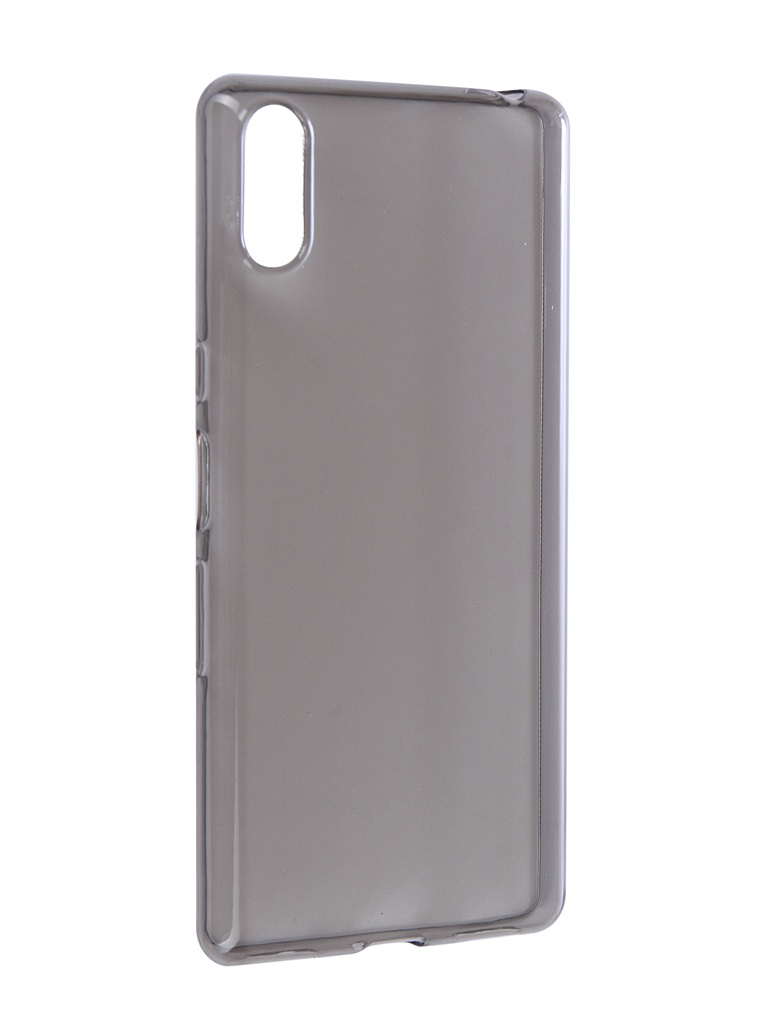 Аксессуар Чехол Brosco для Sony Xperia L3 Silicone Black L3-NEWTPU-BLACK