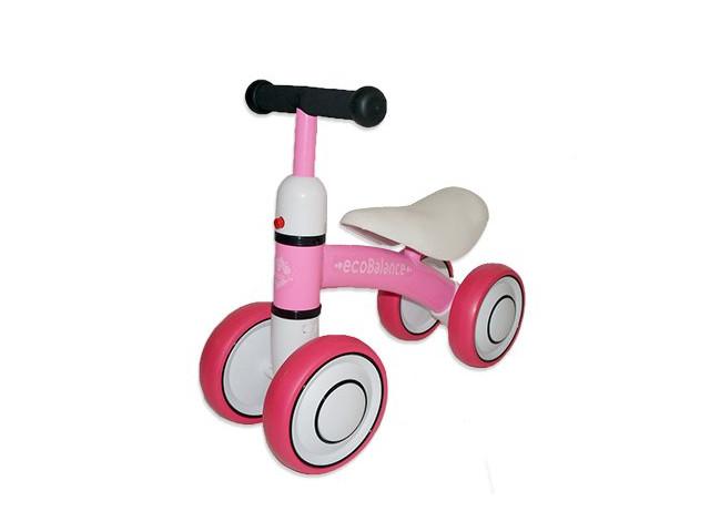 Беговел EcoBalance Baby Pink